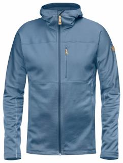 fjellreven abisko trail fleece - blue ridge