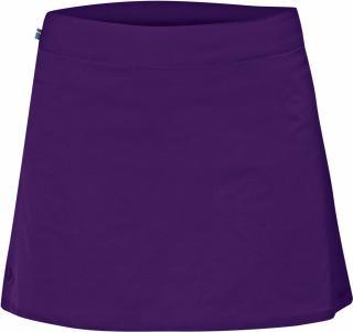 fjellreven abisko trekking skjørt dame - purple