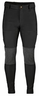 fjellreven abisko trekking tights - black