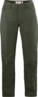 fjellreven greenland lite jeans dame - mountain grey