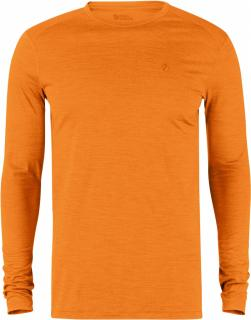 fjellreven high coast first layer ls - seashell orange