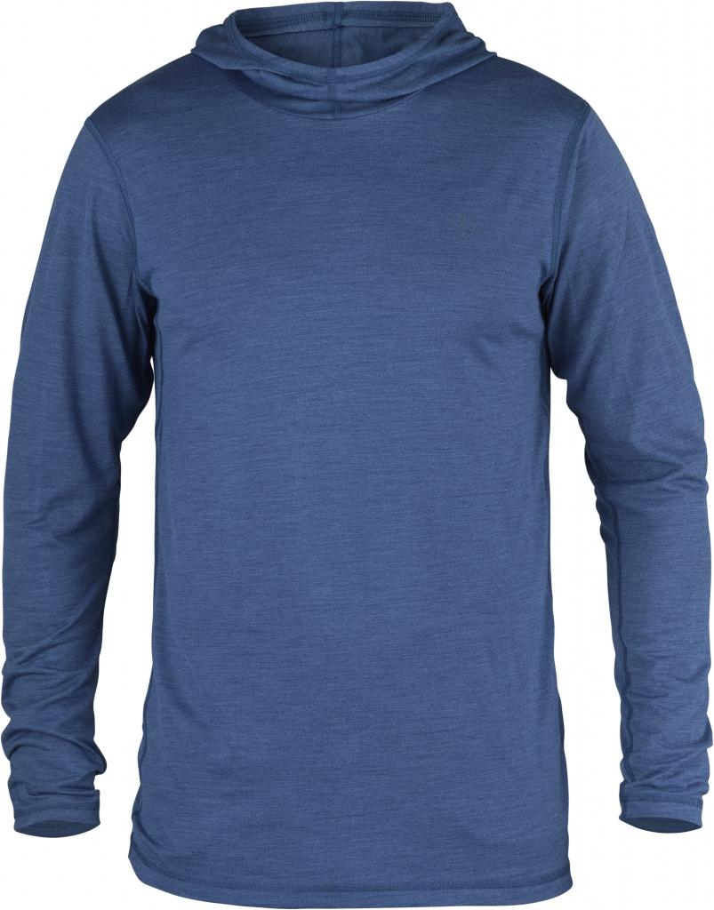 fjellreven high coast lite hoodie - estate blue