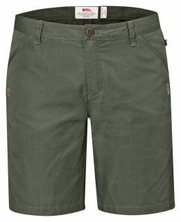 fjellreven high coast shorts dame - mountain grey