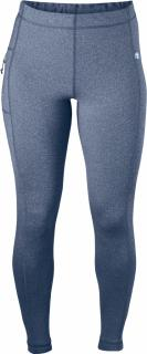 fjellreven high coast tights dame - navy