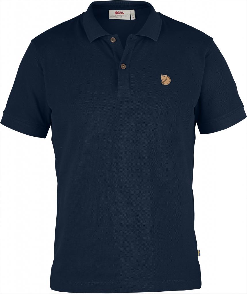 fjellreven Övik polo skjorte - navy