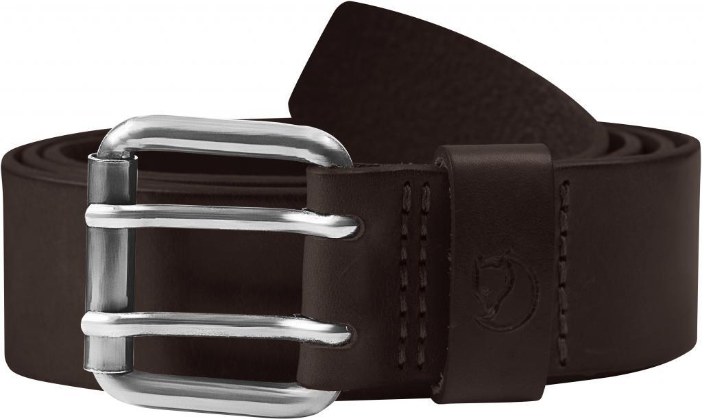 fjellreven singi two-pin belt - leather brown