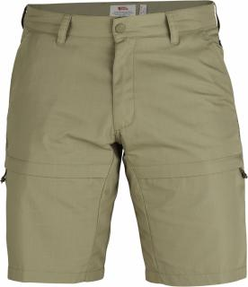 fjellreven travellers shorts - savanna
