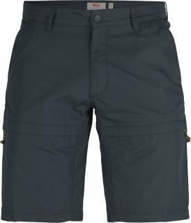 fjellreven travellers shorts - dark navy