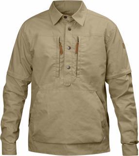 fjellreven anorak shirt no.1 - sand