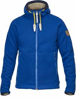 fjellreven polar fleece jacket - un blue - night sky