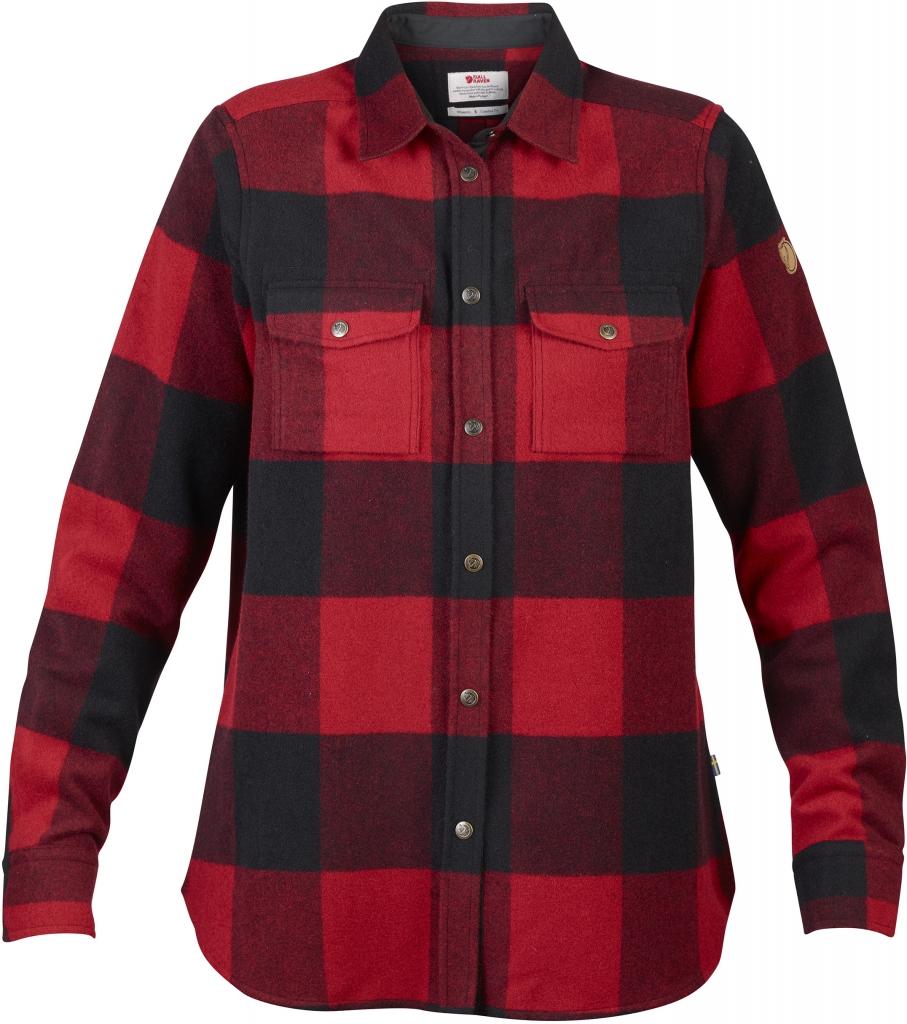 Fjellreven Fjellreven Canada shirt M Fritid & Bomull