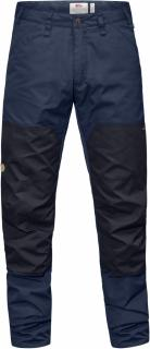 fjellreven barents pro winter jeans - storm - night sky
