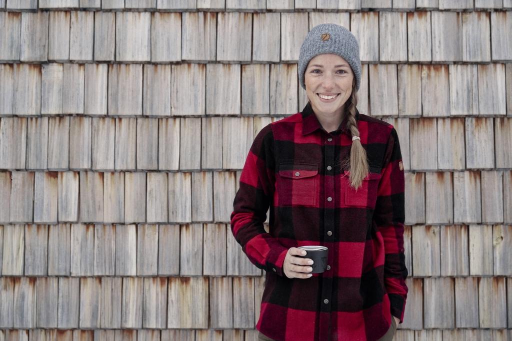Fjellreven Canada Skjorte Dame