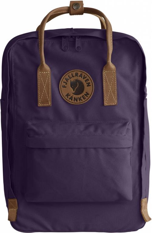 fjellreven kånken no. 2 laptop 15 - alpine purple