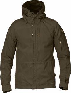 fjellreven keb jakke - khaki