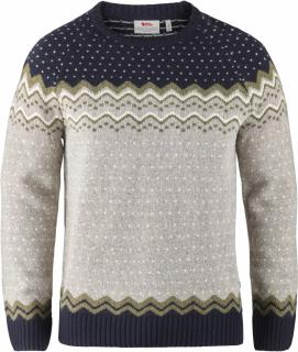 fjellreven Övik knit sweater - navy