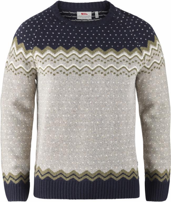 fjellreven Övik knit sweater - navy
