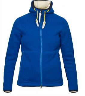 fjellreven polar fleece jakke dame - un blue - night sky
