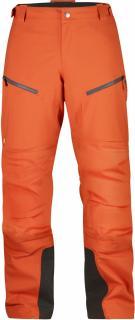 fjellreven bergtagen eco-shell bukse dame - hokkaido orange