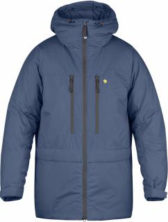 fjellreven bergtagen insulation parka - mountain blue