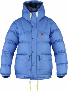 fjellreven expedition down lite jakke - un blue