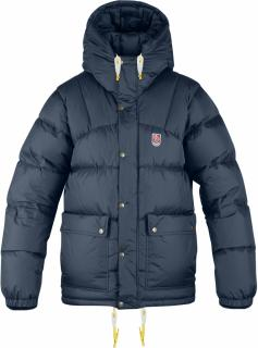 fjellreven expedition down lite jakke - navy