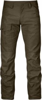 fjellreven nils trousers regular - khaki