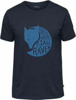 fjellreven forever nature t-shirt herre - navy