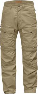 fjellreven gaiter trousers no. 2 herre - sand