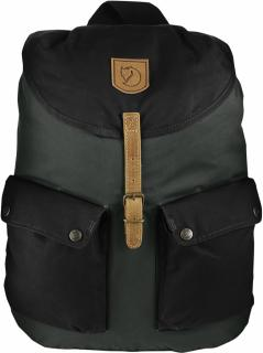fjellreven greenland backpack large - stone grey - black
