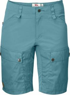 fjellreven keb shorts dame - lagoon