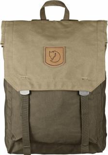 fjellreven foldsack no.1 ryggsekk - khaki - sand