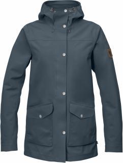fjellreven greenland eco-shell jakke dame - dusk