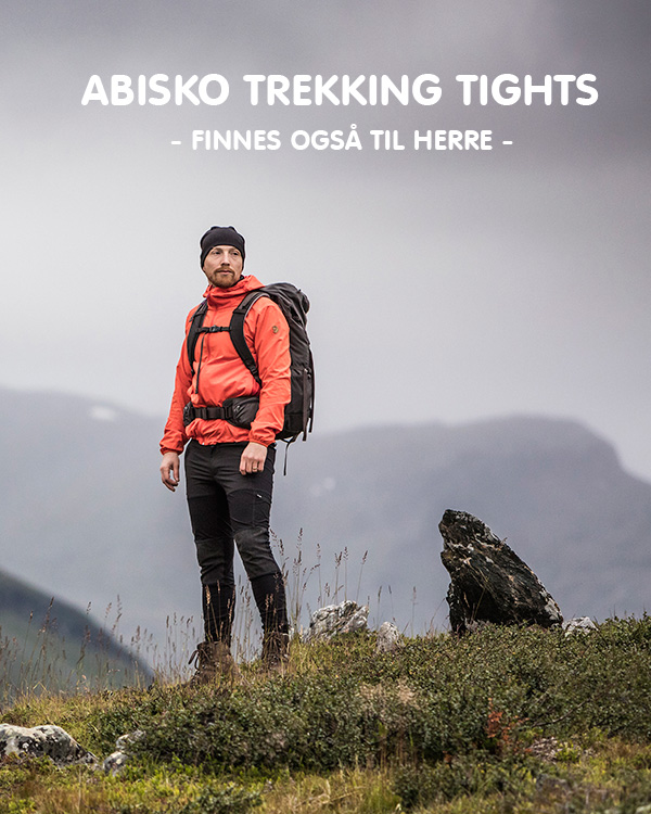 Fjällräven Abisko Trekking Tights Tights til fjellturer og