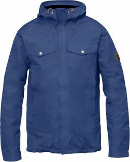 fjellreven greenland half century jakke herre - deep blue