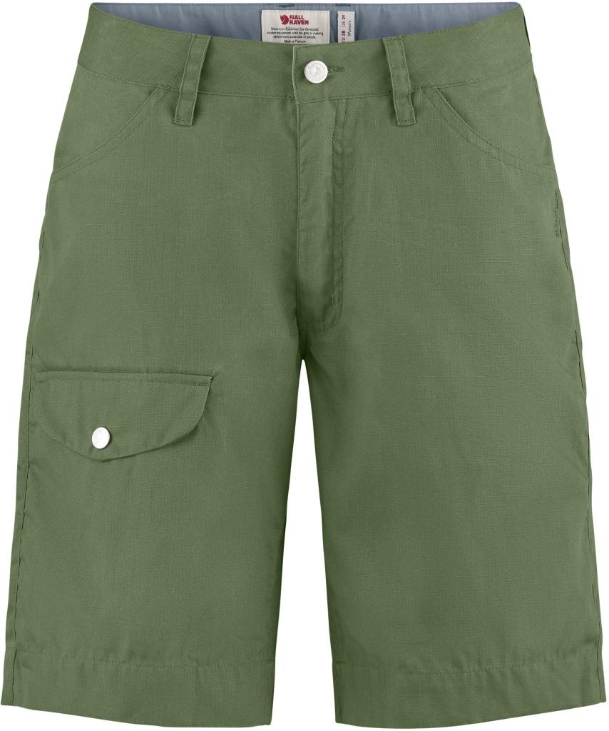fjellreven greenland shorts dame - fern