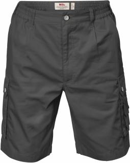 fjellreven sambava shade shorts - dark grey