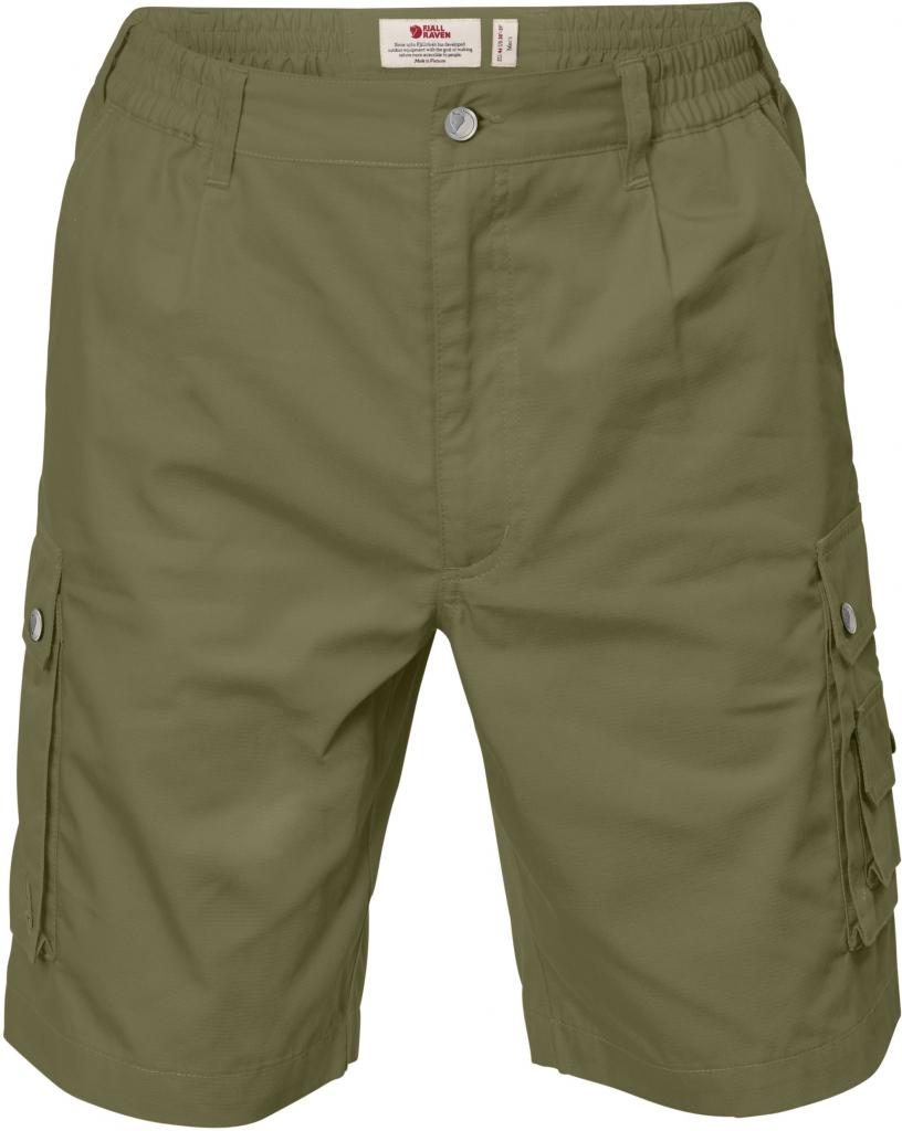fjellreven sambava shade shorts - savanna