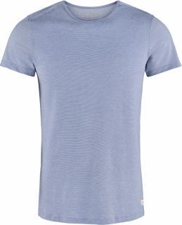 fjellreven abisko shade t-shirt ss herre - deep blue