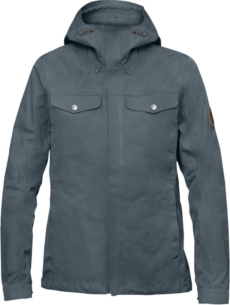 fjellreven greenland half century jacket dame - dusk