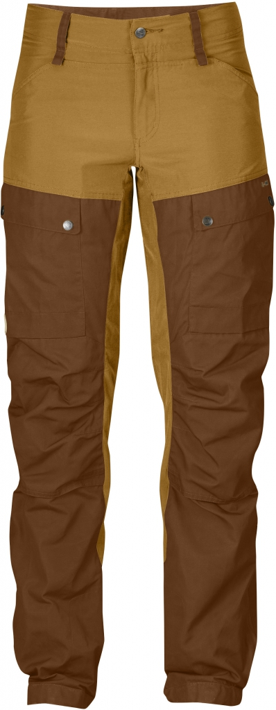 Fjellreven Keb Curved Trousers Short