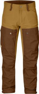 fjellreven keb bukse regular - chestnut - acorn