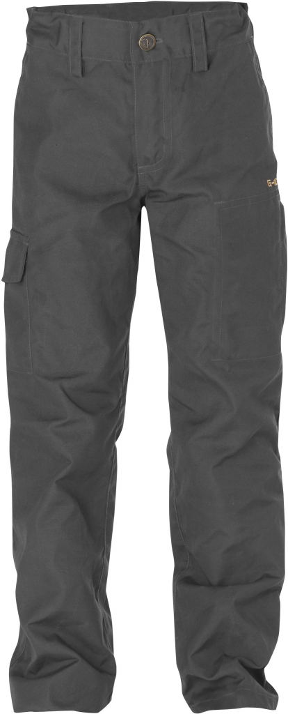 fjellreven kids Övik trousers - dark grey