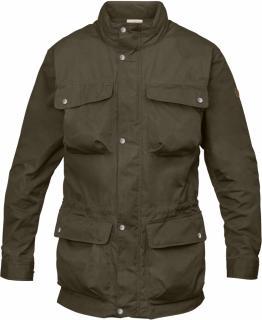 fjellreven telemark jacket - dark olive