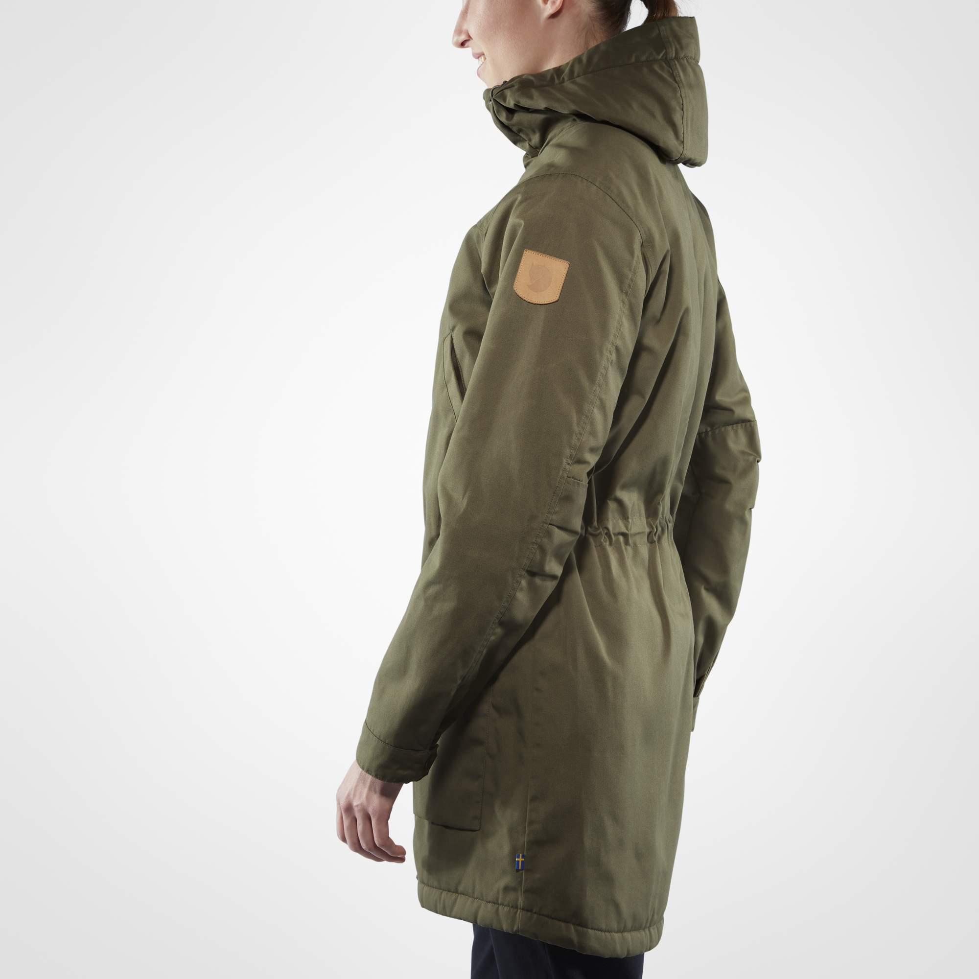 Fjällräven Greenland Winter Jacket (Dame)