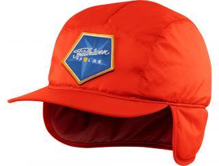 fjellreven polar padded cap - flame orange