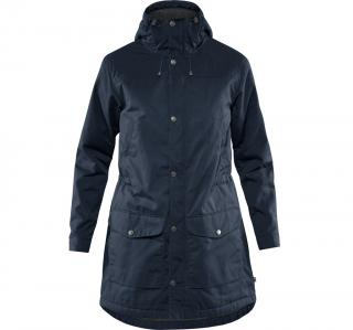 fjellreven greenland winter parka dame - night sky