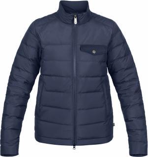 fjellreven greenland down liner jacket dame - night sky