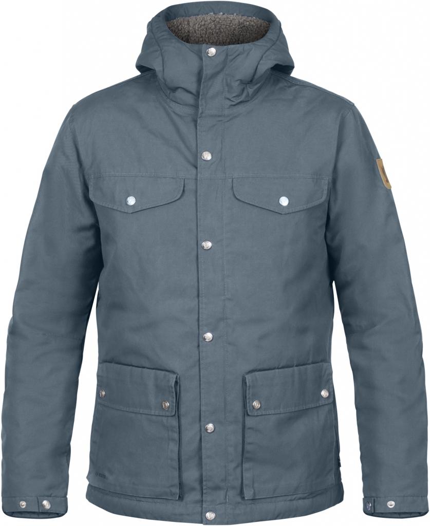 fjellreven greenland winter jacket herre - dusk