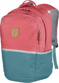 fjellreven high coast kids - peach pink - lagoon